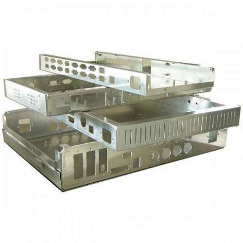 Manufacture of metal cases