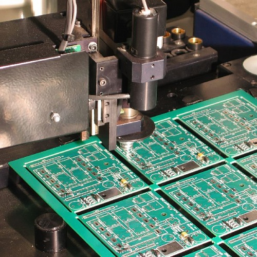PCB production and installation