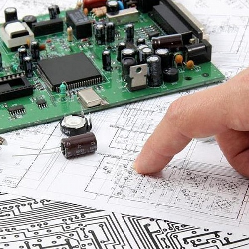 Contract development of an electronic device (by customer's requirements)
